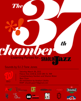 SHAOLIN JAZZ - The 37th Chamber - DC Listening Party