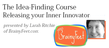 The Idea-Finding Course: Releasing your inner innovator
