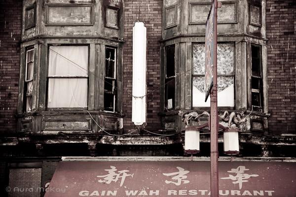 China Town - Aura McKay