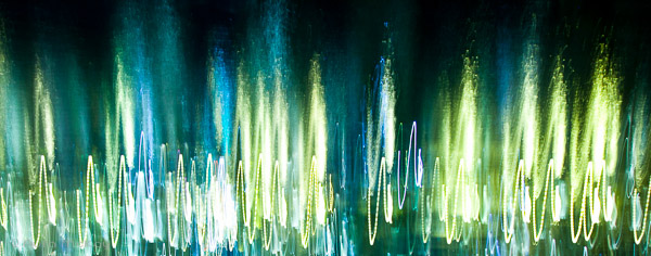 Intentional Camera Movement - Aura McKay