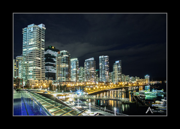 Vancouver Photo Tours Night Photography with Aura McKay