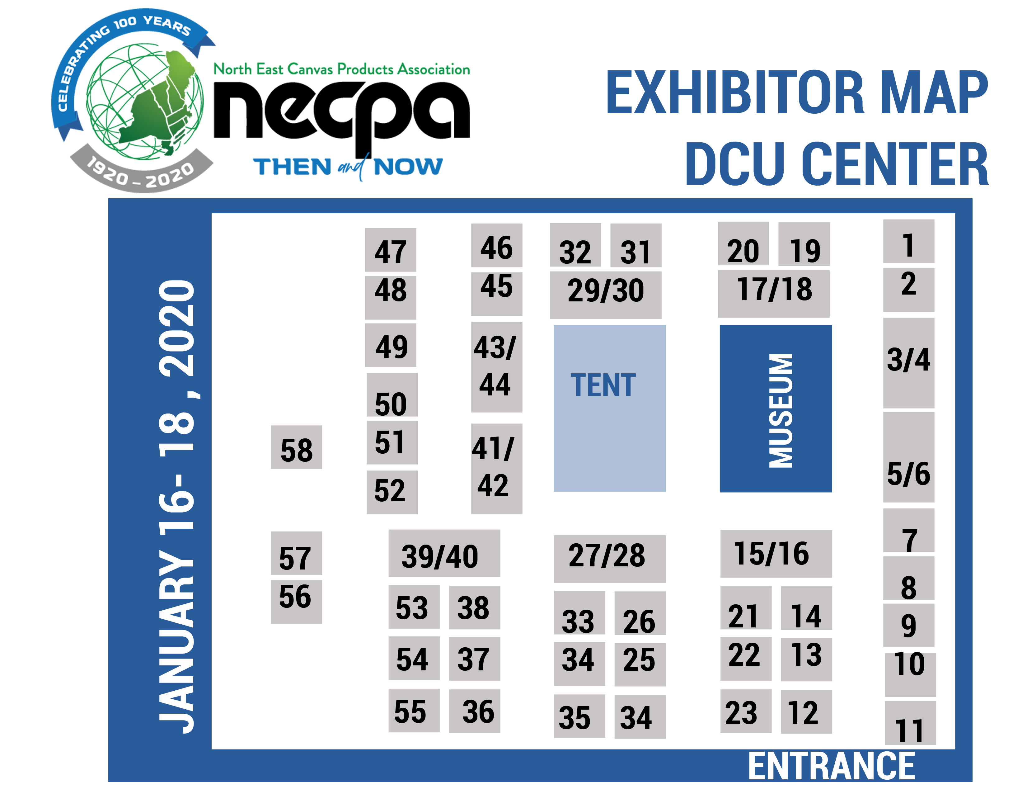 NECPA Expo 2020 for Exhibitors Registration, Thu, Jan 16 ... on resch center map, mandalay bay events center map, wells fargo center map, target center map, lakeland center map, valley view casino center map, maverik center map, edaville usa map, reno events center map, wolstein center map, at&t center map, smoothie king center map, la crosse center map, dow event center map, convention center map, bb&t center map, times union center map, bridgeport arena map, bok center map, el paso county coliseum map,