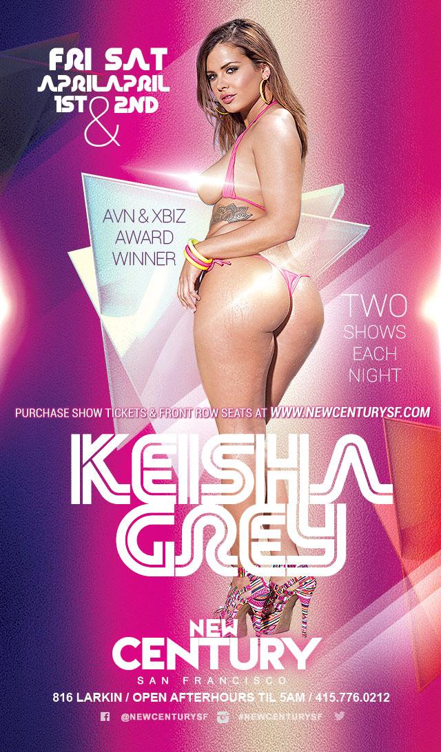 966 keisha greyevent description