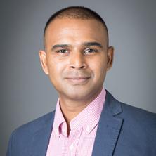 Trainer Krishna Chodipilli
