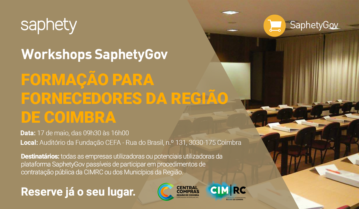 Workshops SaphetyGov | CIMRC