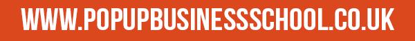 PopUp Business School Website