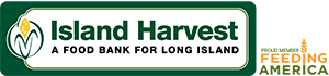 Island Harvest - A Food Bank for Long Island - proud member Feeding America