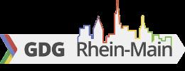 GDG Rhein Main Logo