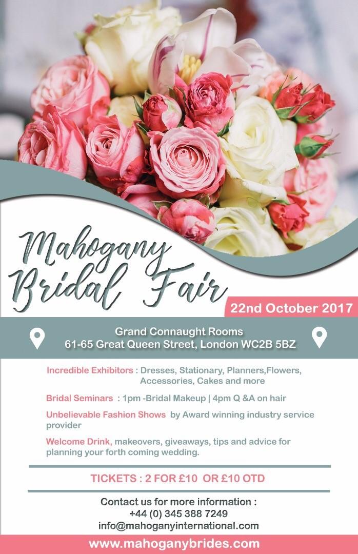 Mahogany Bridal Fair