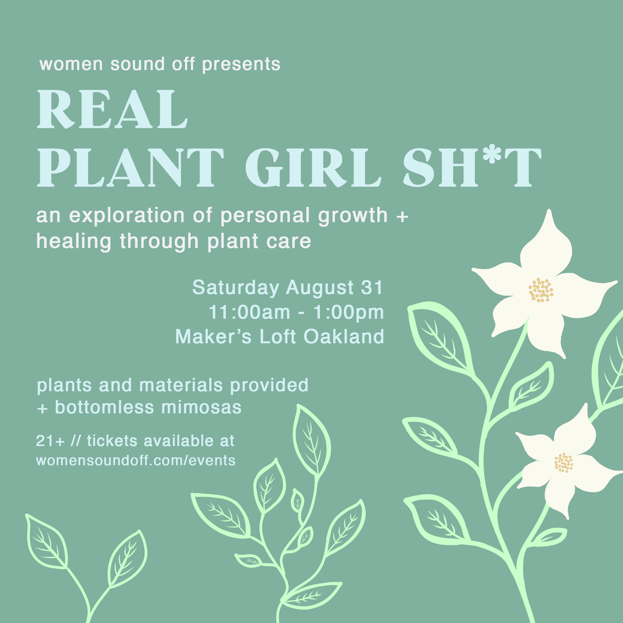 WSO Presents: Real Plant Girl Sh*t