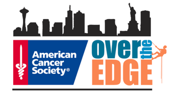 American Cancer Society's Over the Edge