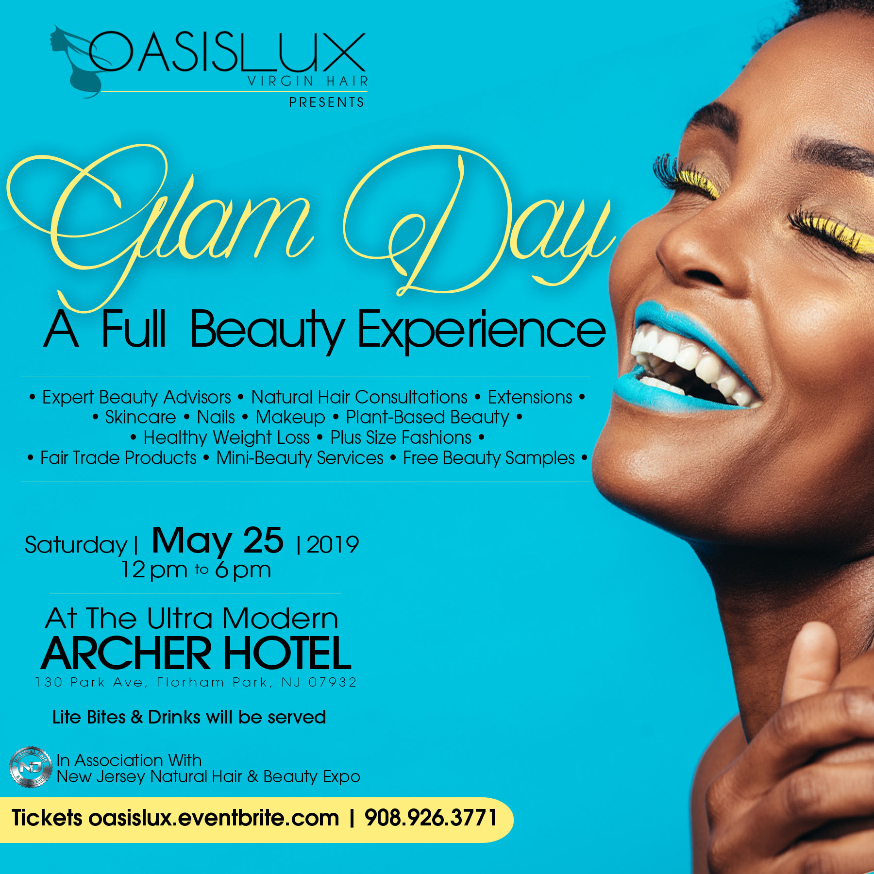 OASIS Lux Presents - A Full Beauty Experience