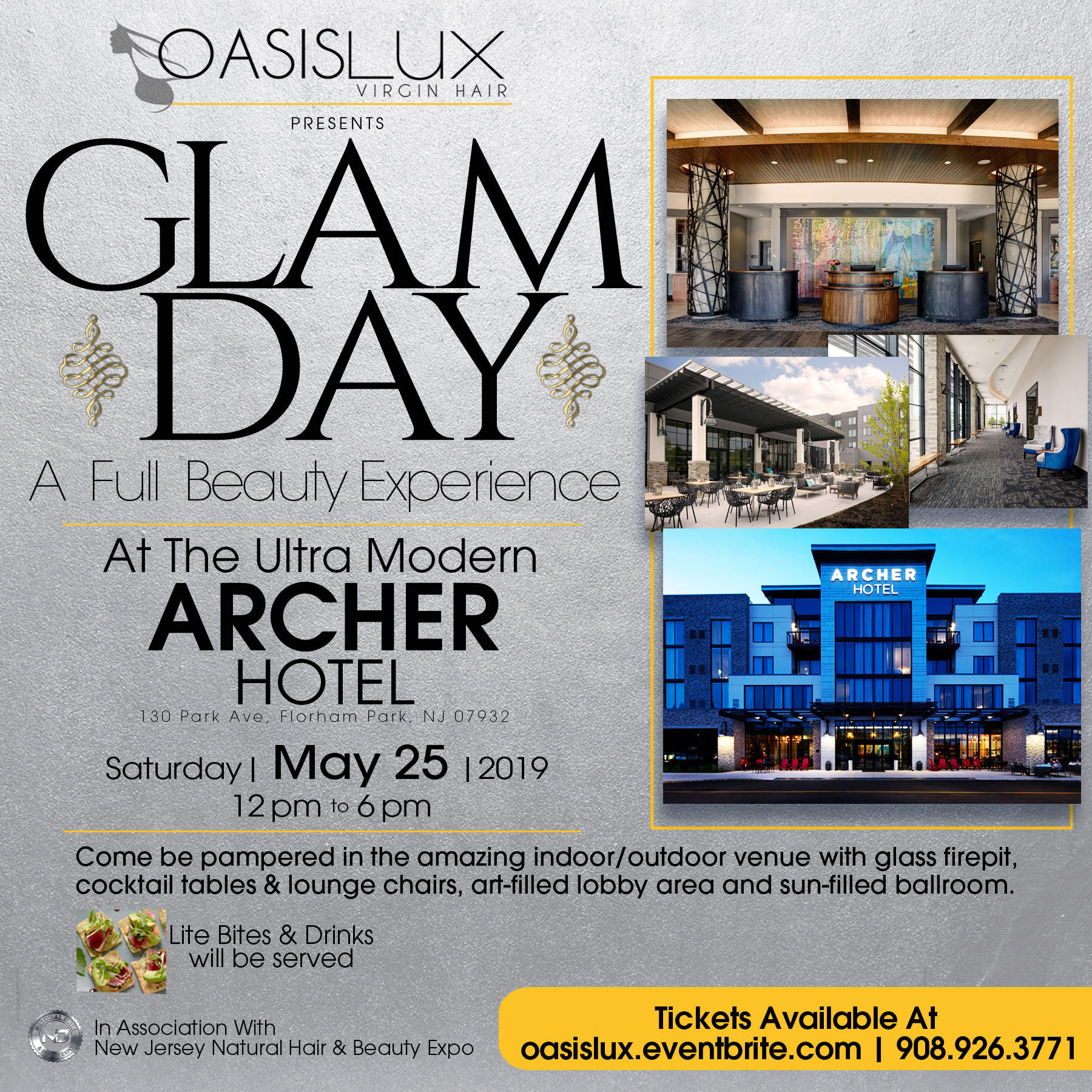 OASIS Lux Presents - A Full Beauty Experience Archer Hotel