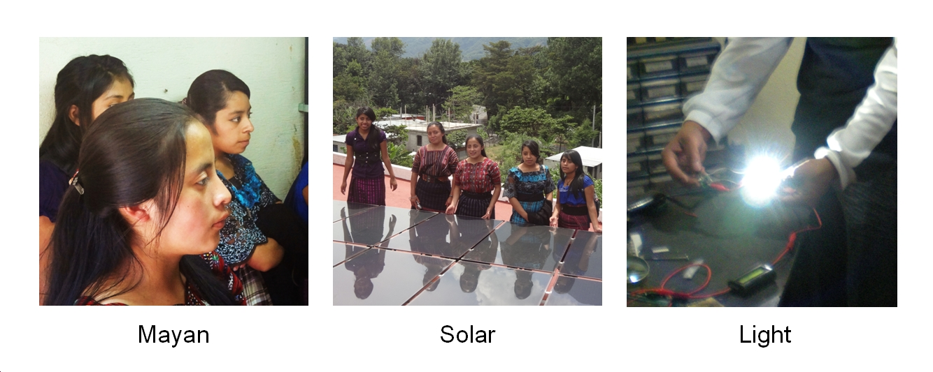 Mayan Women Solar Power
