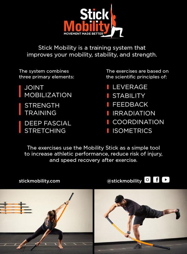 Free Stick Mobility Class Info