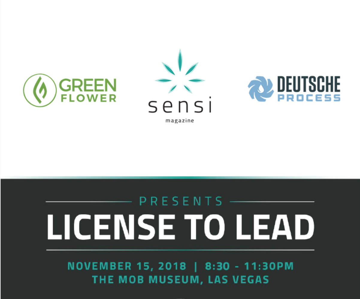 License to Lead: An Influencer Event
