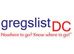 GregslistDC Logo
