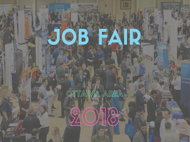 Ottawa Job Fair - SunnyFuture Career