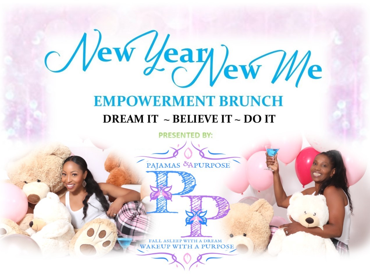 Pajamas And A Purpose Inc. New Year New Me- Pajama Brunch