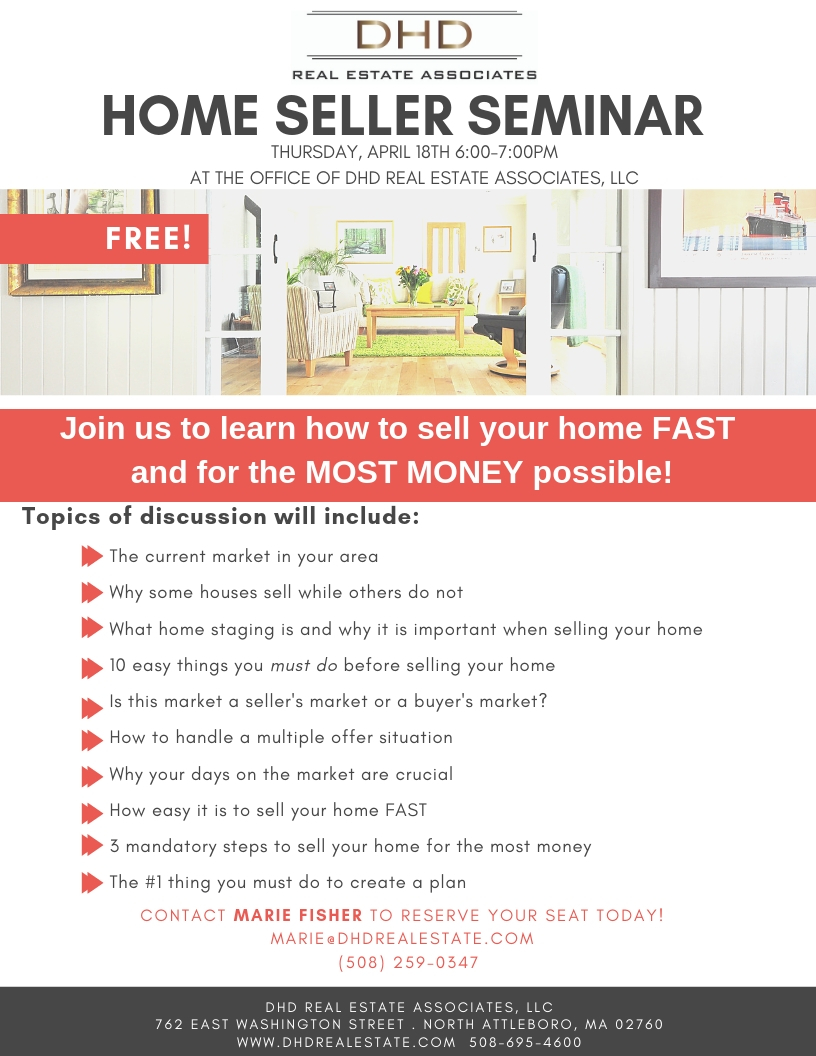 Discussion topics for selling your home successfully