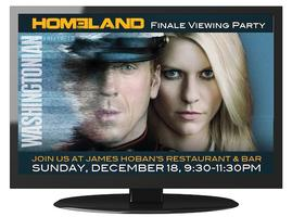 Washingtonian's Homeland Viewing Finale Party