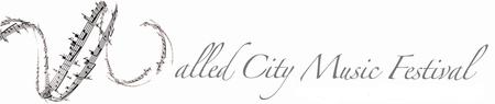 Walled City Music concert series: Webster Trio