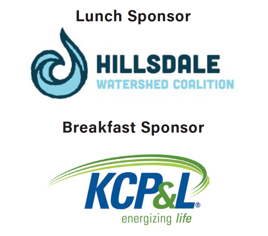 Hillsdale Logo and KCPL Logo
