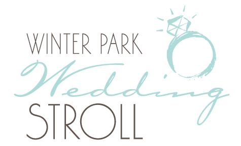 Winter Park Wedding Stroll