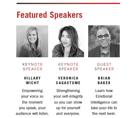Featured Speakers