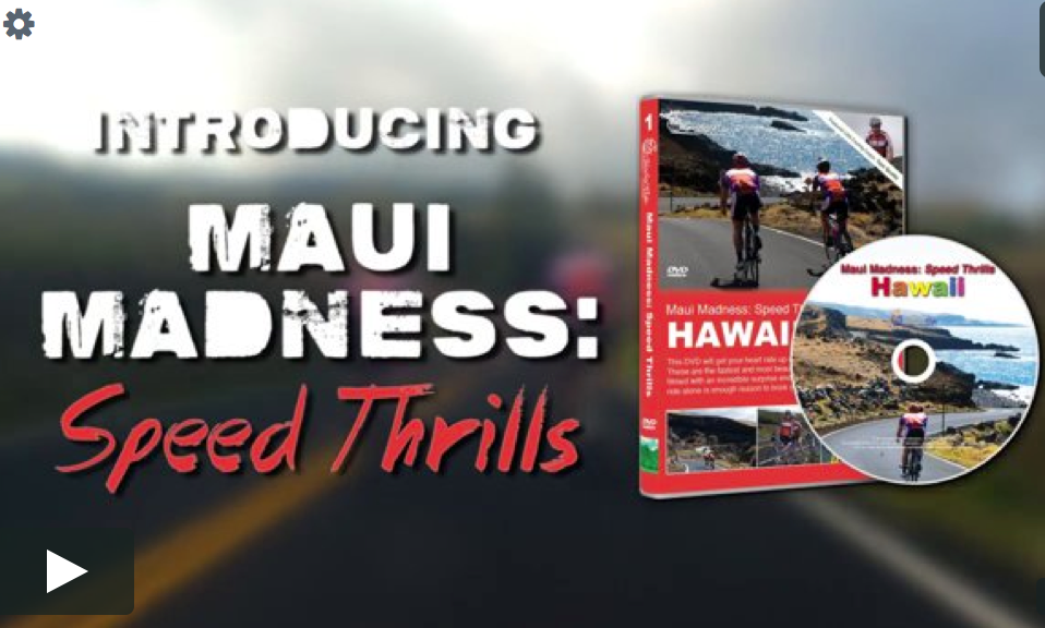 First DVD in the newest HAWAII Virtual Rides