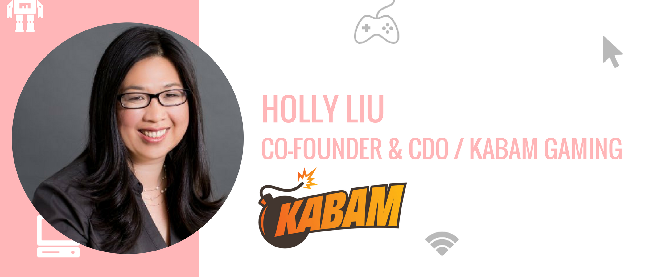 holly liu - cofounder of kabam