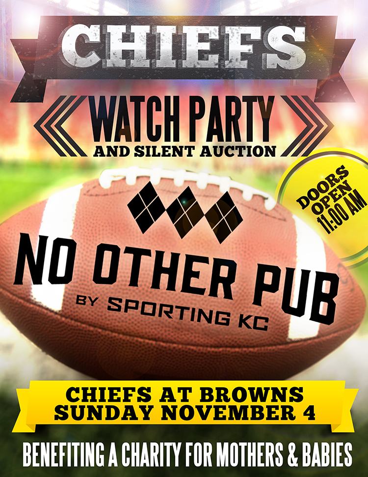 Save the Date Chiefs Watch Party