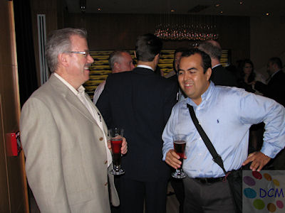 Pre-Event Happy Hour at Andaz for Wall Street Event