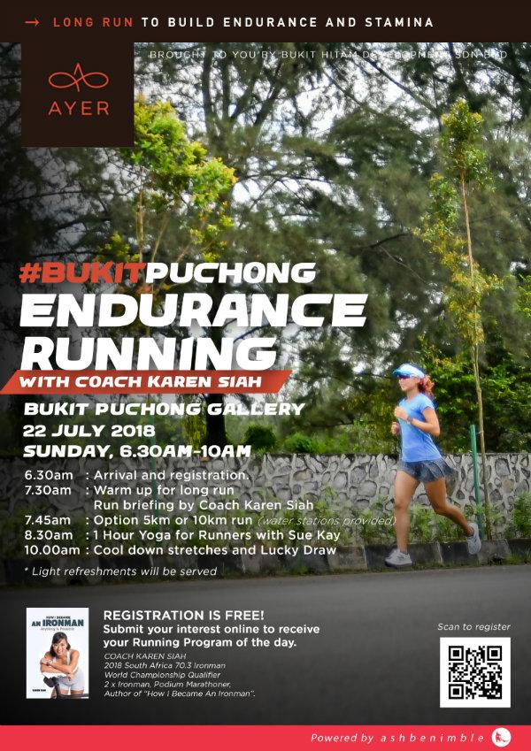 Bukit Puchong Running Clinic