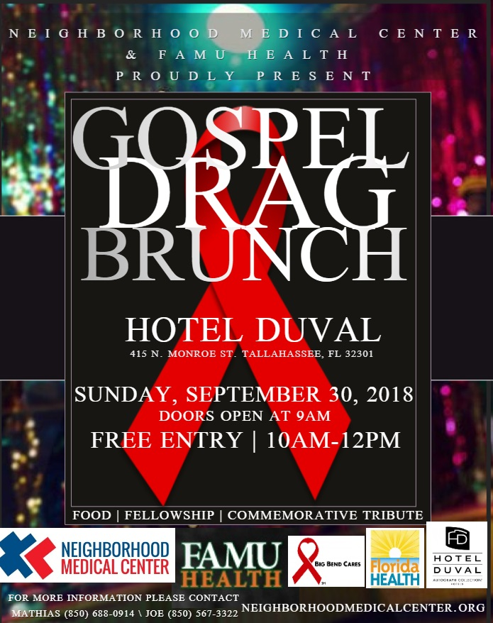 NMC Gospel Drag Brunch