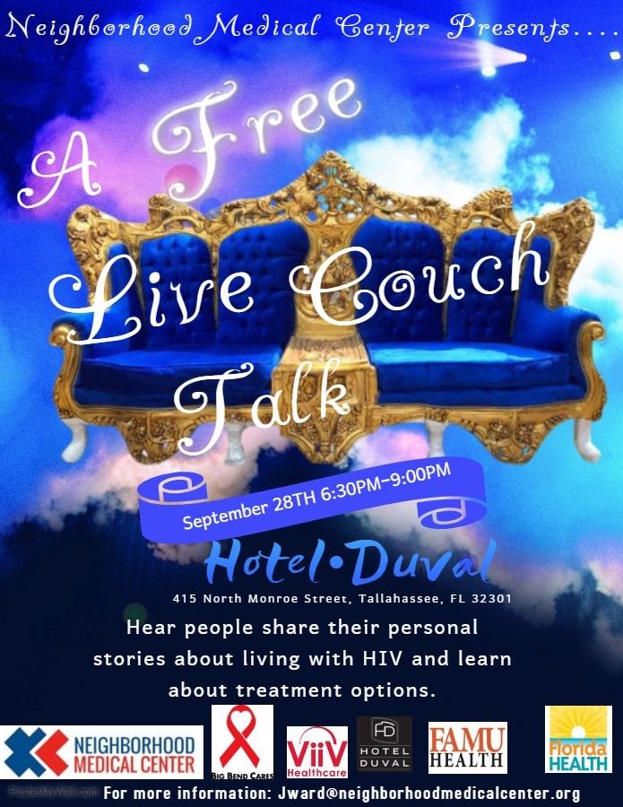 NMC Live Couch Talk