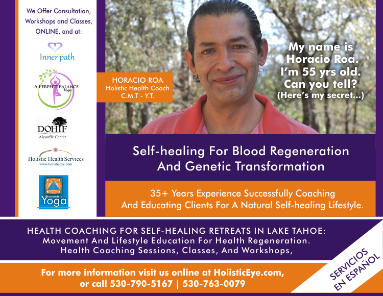 Lake Tahoe Retreats for Self-healing Educations