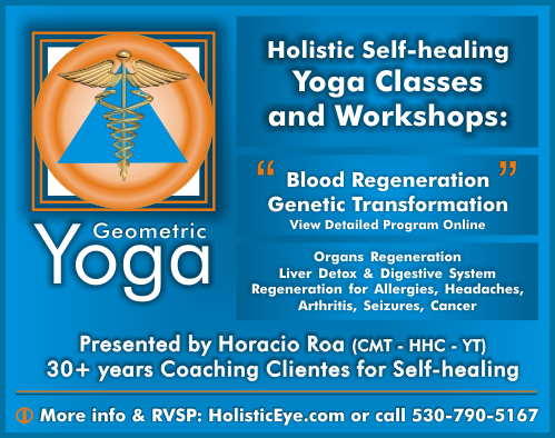 Geometric Yoga for Self-healing in Nevada City
