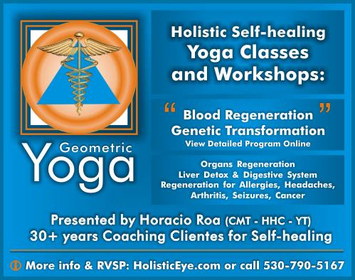 Geometric Yoga for Self-healing in Nevada City