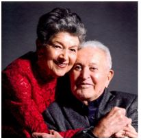 Dr. Aaron and Ruth Bernstein