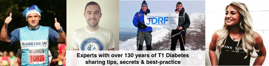 Experts with over 130 years of T1 Diabetes Sharing Their Best Tips