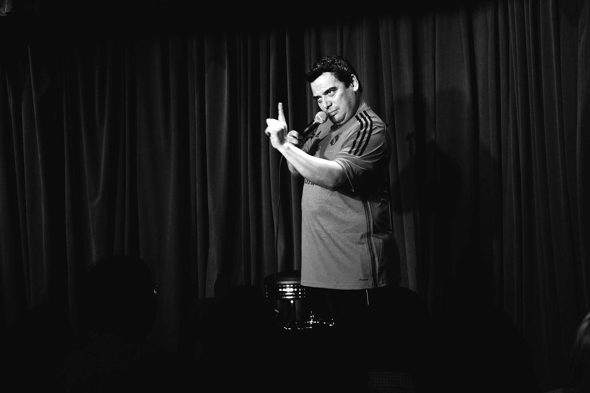 Carlos Mencia Live