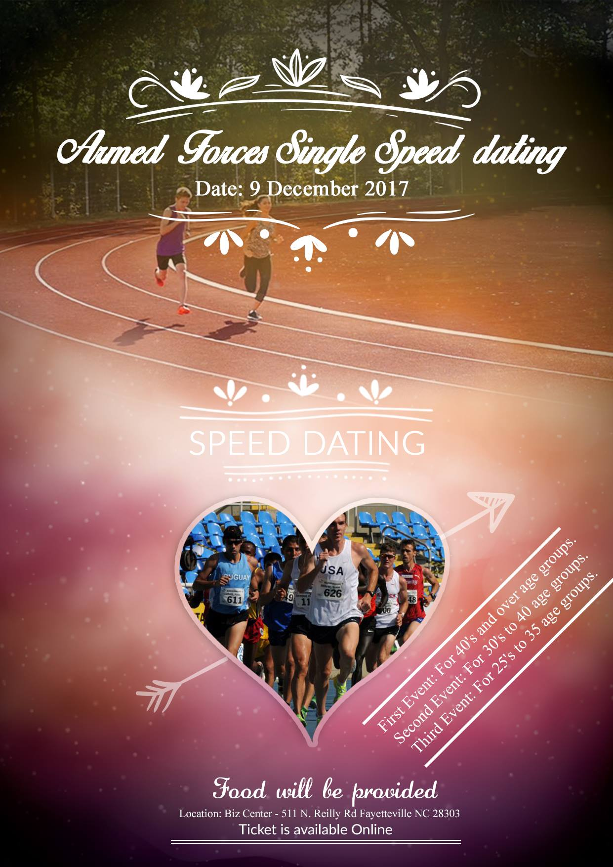 Biz speed dating