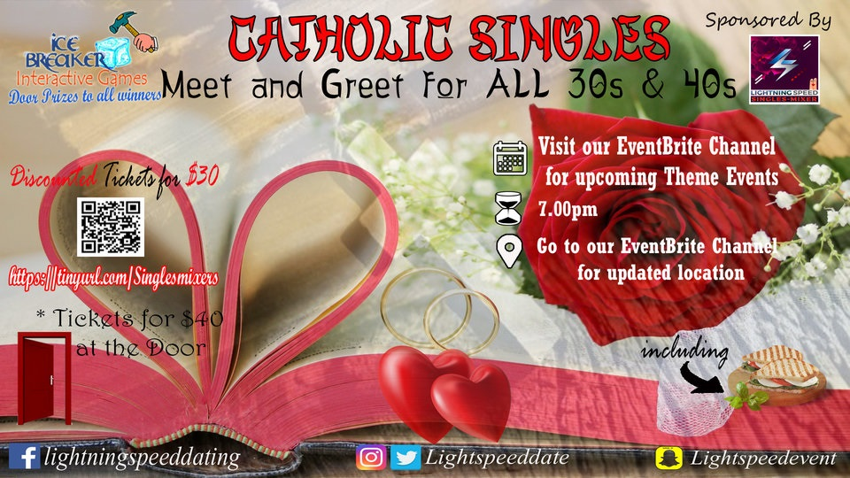 singles meet and greet