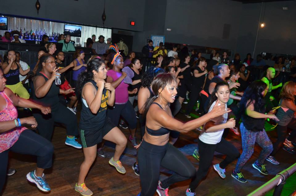 hips fitness dance showcase