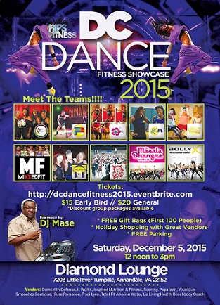 dc dance showcase hips fitness