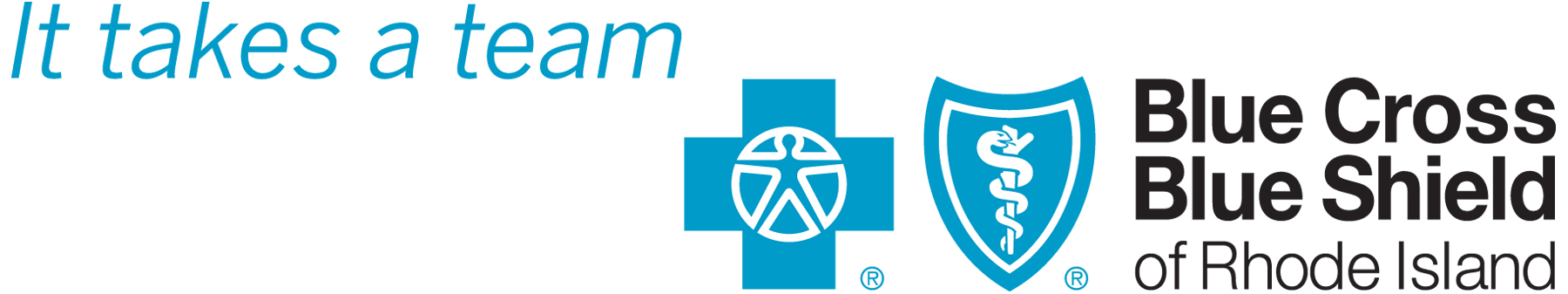 Blue Cross Blue Shield Rhode Island's Logo