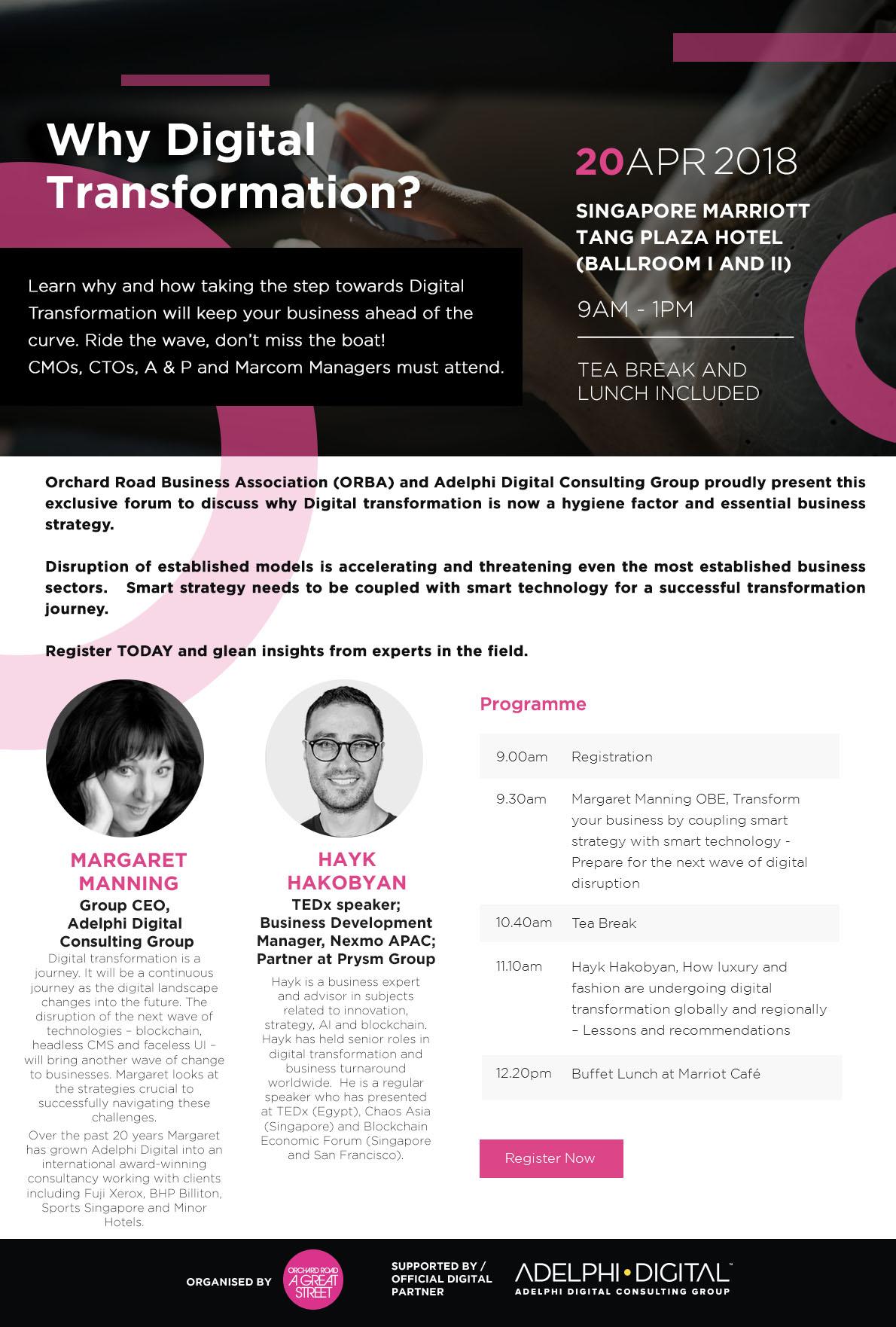 Digital Transformation EDM