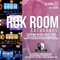 Rok Room on Saturday