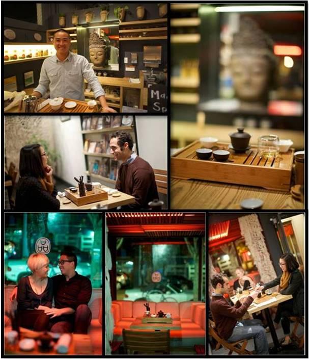 Rsrve.me - Taste Tea Collage